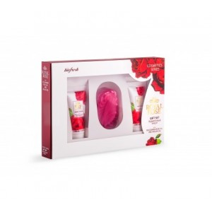 ROYAL ROSE TRAVEL KIT