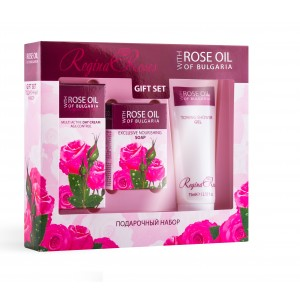 "GIFT SET ""REGINA ROSES"" Travel Kit"